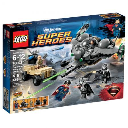 LEGO Bitva o Smallville (76003)