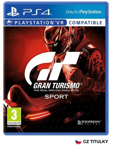 HRA PS4 Gran Turismo Sport
