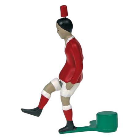 TIPP-KICK Fotbalista červený (75012)