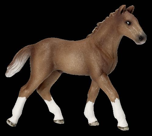 Schleich: hříbě Hannoverského koně
