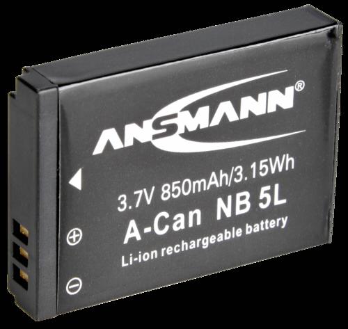 Ansmann A-Can NB-5L