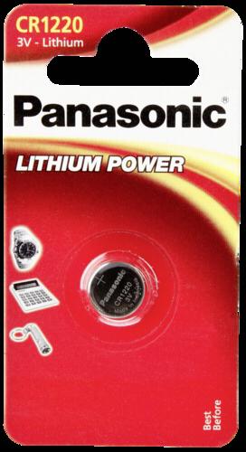 1 Panasonic CR 1220