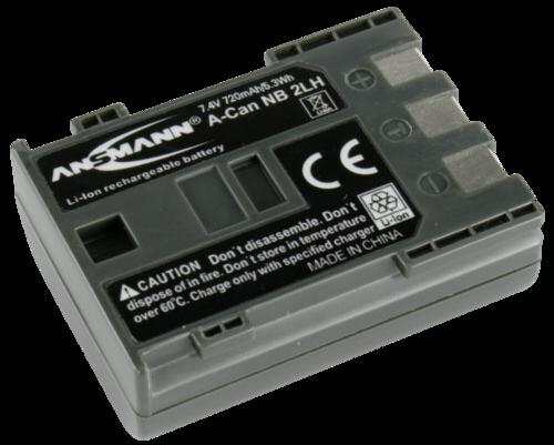 Ansmann A-Can NB-2LH