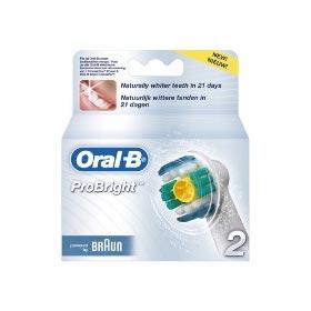 Kartáčky náhradní Braun Oral-B EB 18-2 ProBright