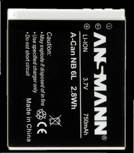 Ansmann A-Can NB-6L