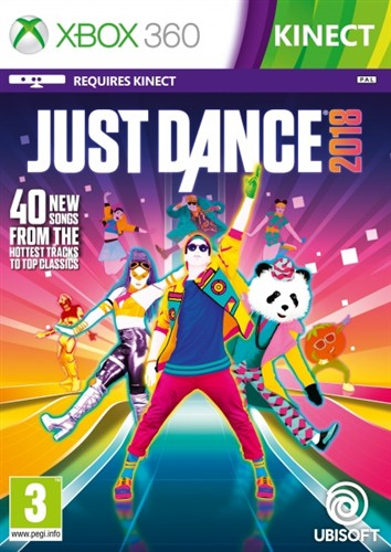 HRA X360 Just Dance 2018