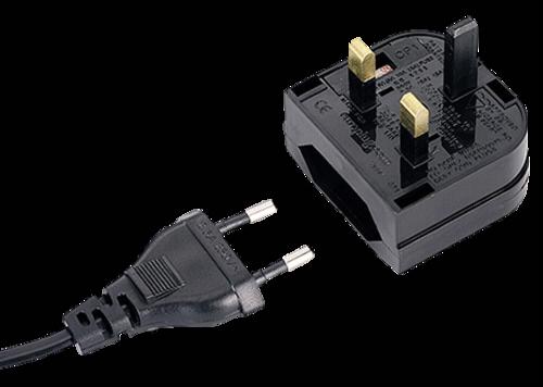 Ansmann UK-Adapter evropska sit.vidlice na britskou