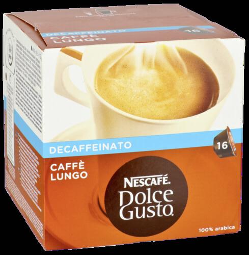 Káva Nescafe Dolce Gusto Caffe Lungo