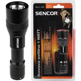 Svítilna profi 1W Sencor SLL 40