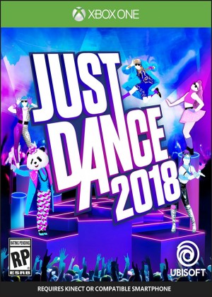 HRA XONE Just Dance 2018
