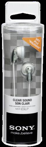 Sluchátka Sony MDR-E 9 LPH šedá