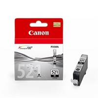 Canon cartridge CLI-521Bk Black (CLI521BK)
