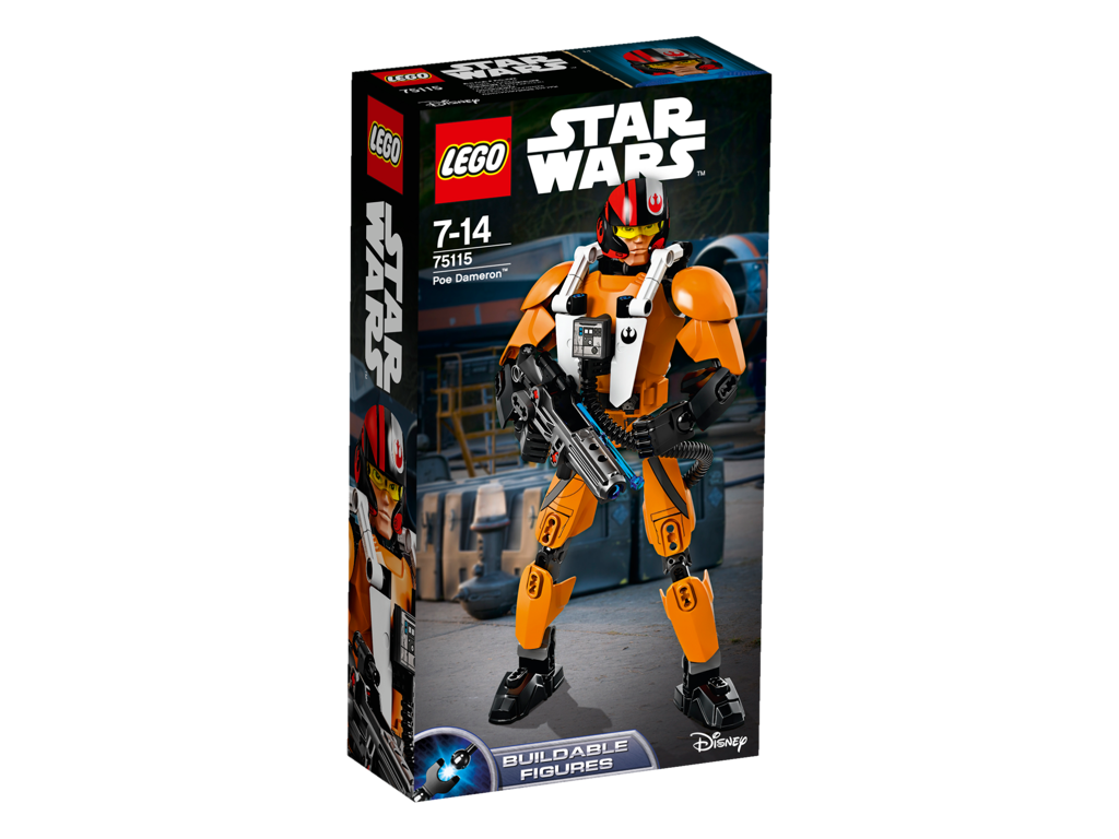 LEGO Star Wars Poe Dameron™