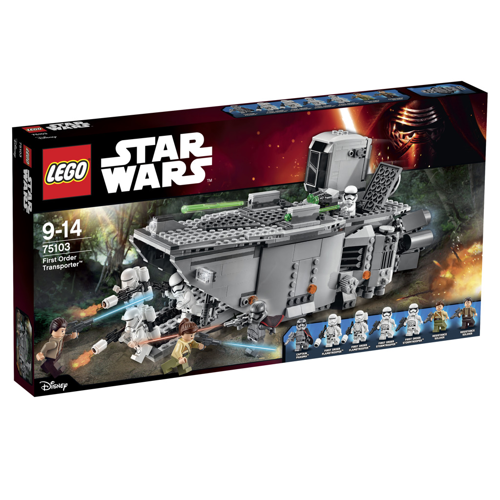 LEGO Star Wars SW 5