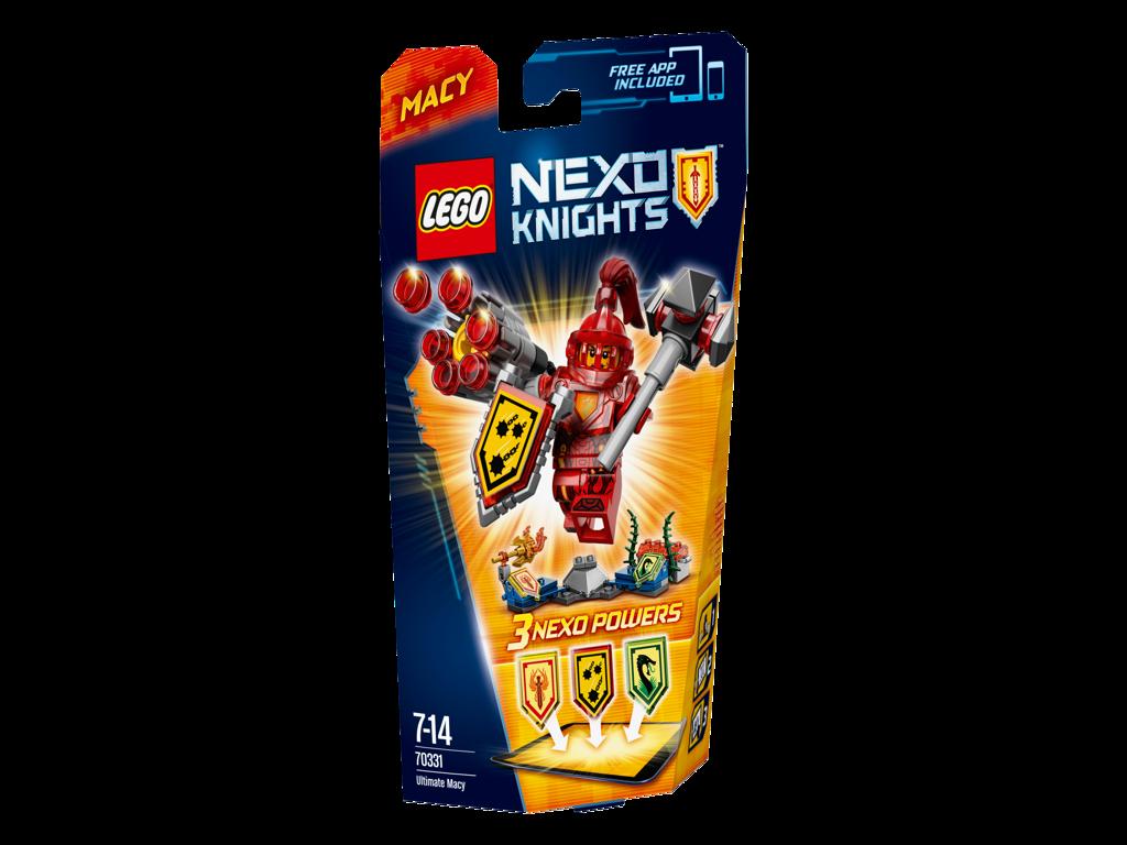 LEGO Nexo Knights Úžasná Macy