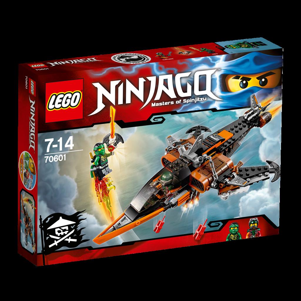 LEGO NINJAGO Žraločí letoun