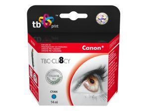 Ink. kazeta TB kompat. s Canon CLI-8C 100% new