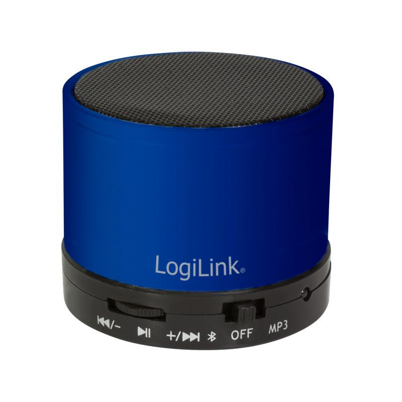 LOGILINK - Bluetooth speaker with MP3 player