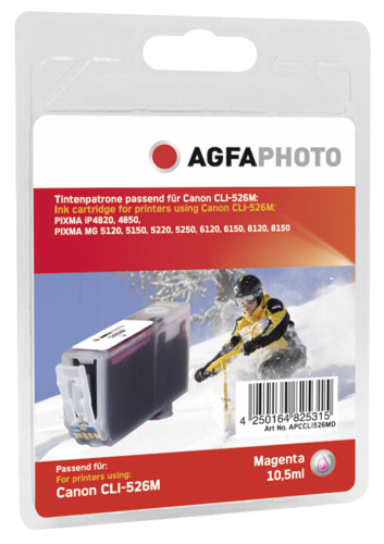AgfaPhoto CLI-526 M magenta with chip
