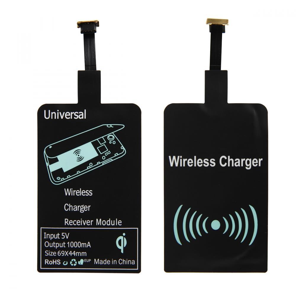 GT QI bezdrátová nabíječka Micro USB typ V