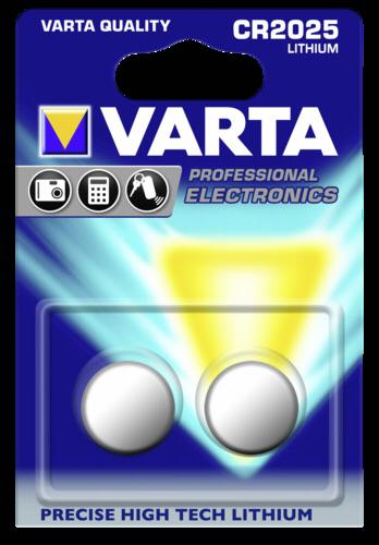 Baterie Varta CR 2025 3V 2ks