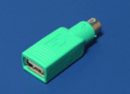 PremiumCord redukce myši USB-PS/2