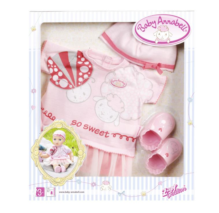 Baby Annabell® Deluxe Oblečení Letní sen