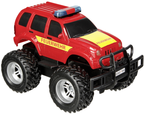 Fire Brigade Pick Up RC