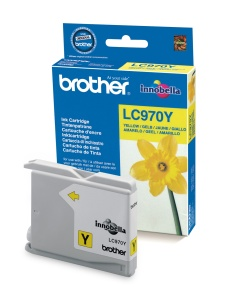 Brother LC-970 Y yellow