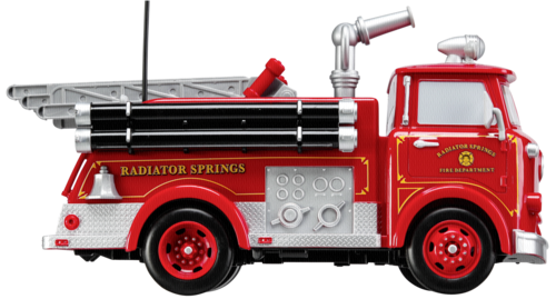 Dickie RC Red Fire Engine Cars 2 1:16 3089549