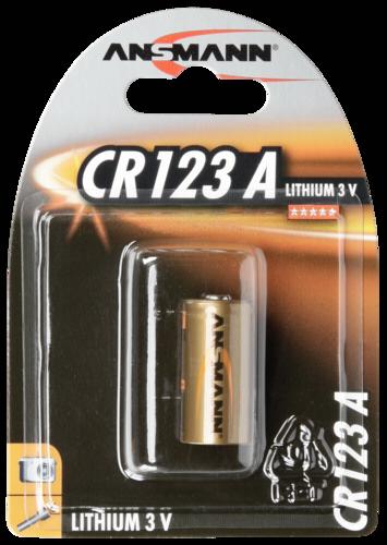 Ansmann CR 123 A