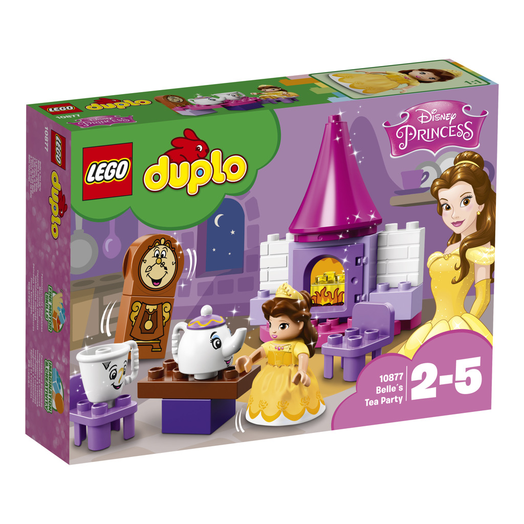 LEGO DUPLO DP 10877 Belle's Tea Party
