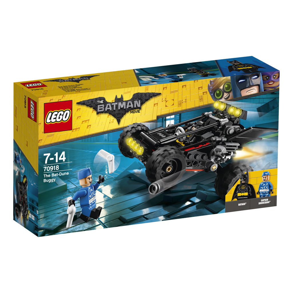Lego Batman Movie Pouštní Bat-bugina