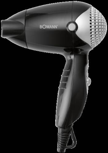 Cestovní vysoušeč vlasů Bomann HT 8002