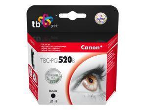 Ink. kazeta TB kompat. s Canon PGI-520BK 100% new
