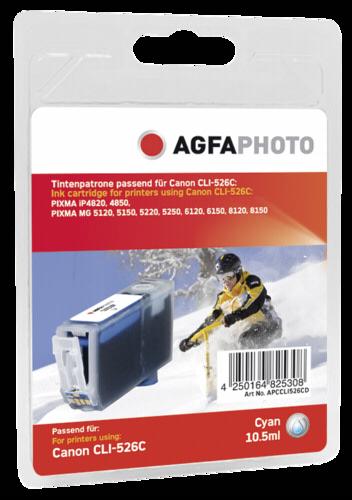 AgfaPhoto CLI-526 C cyan with chip