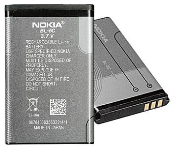 Nokia baterie BL-5C Li-Ion 1020 mAh - bulk