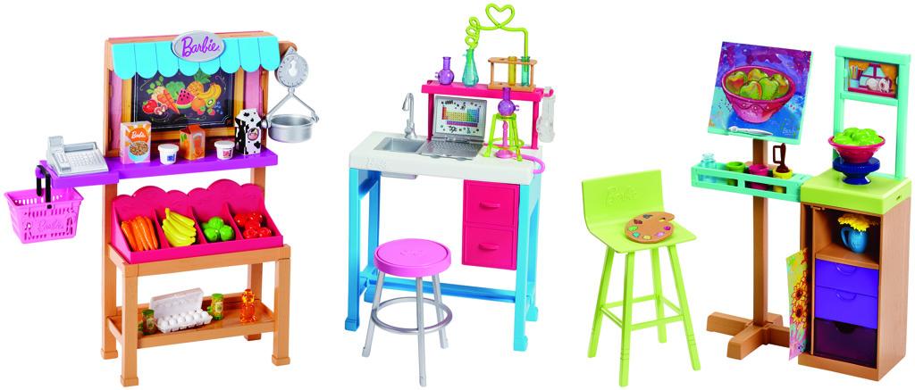 Barbie dokonalé pracoviště