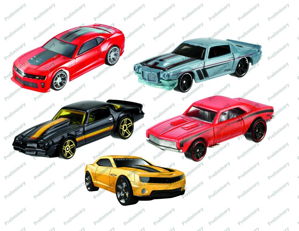 Hot Wheels tématické auto - prémiová kolekce