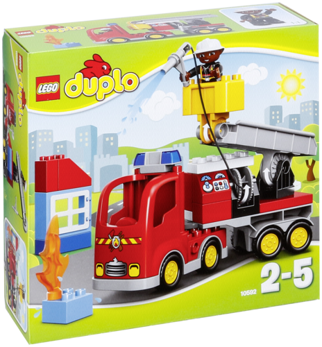 LEGO DUPLO 10592 Fire Truck