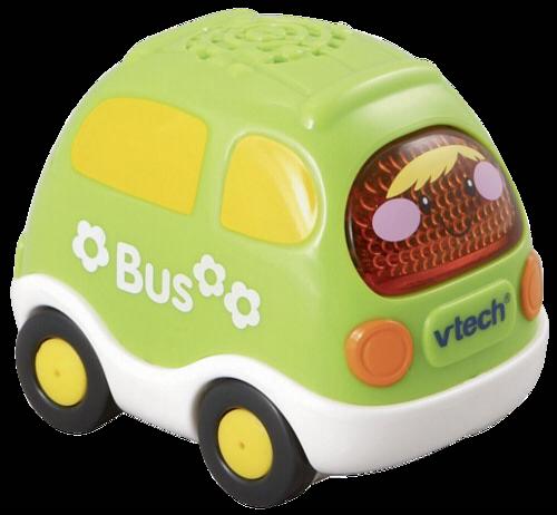 VTech Tut Tut Baby Flitzer Autobus zeleny