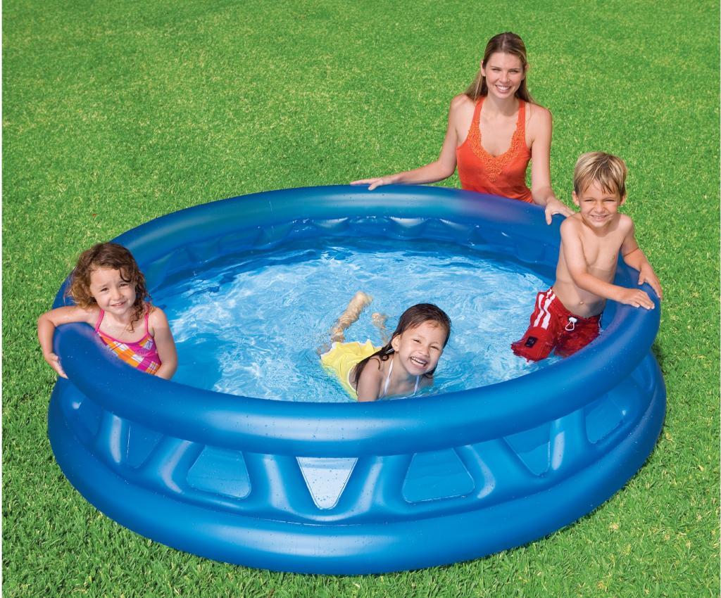 Bazén soft side 188x46cm