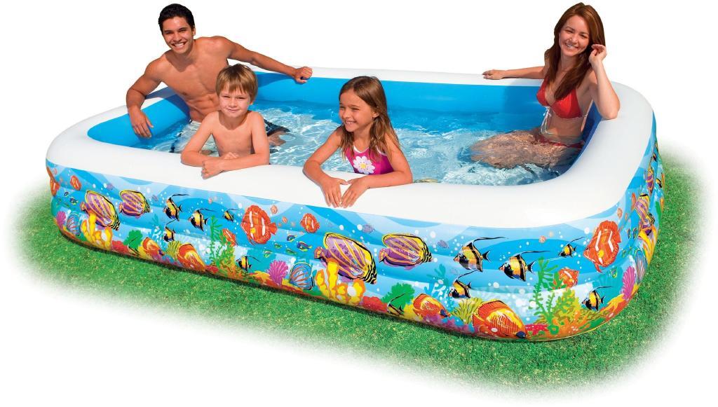 Bazén obdelníkový