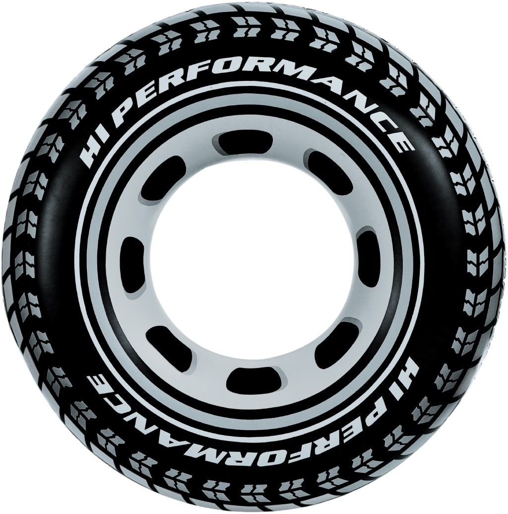 Nafukovací kruh pneumatika 91cm