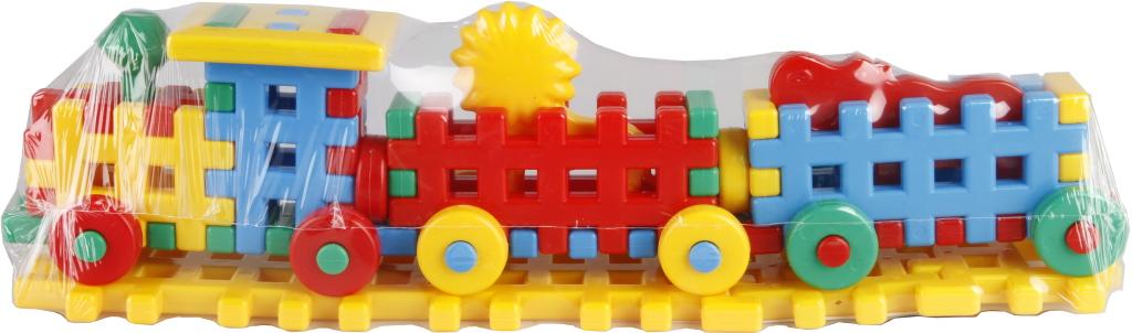 Stavebnice pro nejmenší - vlak