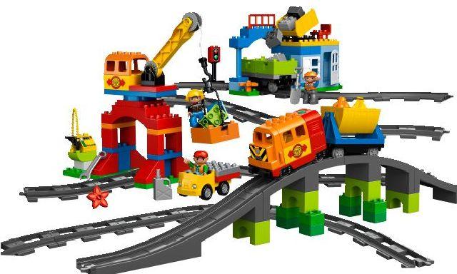 LEGO Duplo Vláček deluxe (10508)
