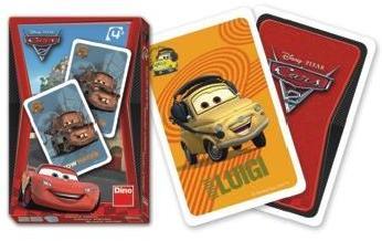 Karty Cars 2 - Černý Petr