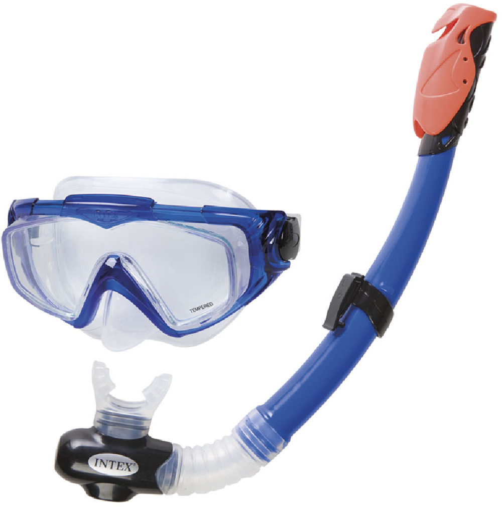 Plavecká sada Aqua pro - maska + šnorchl