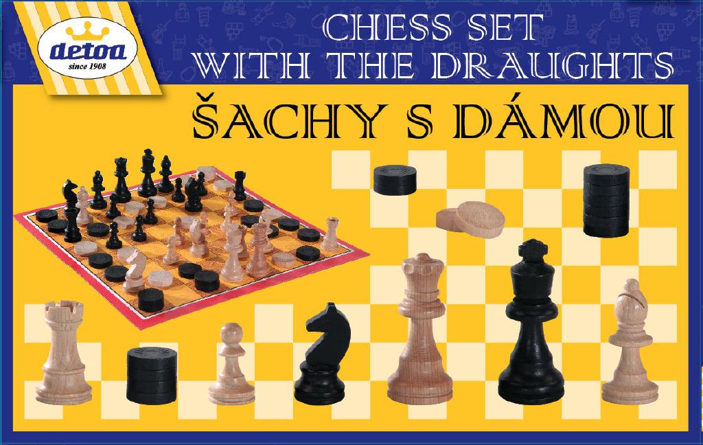Šachy a dáma