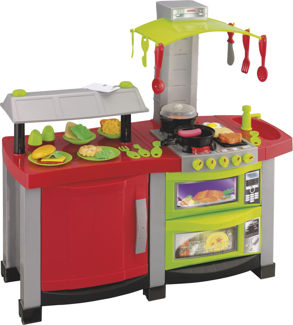 Kuchyně pro malé šéfkuchaře